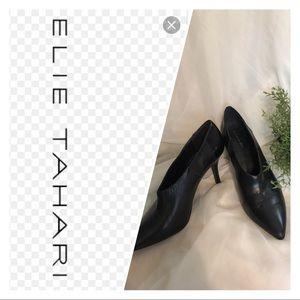 Elite Tahari black pumps Size 8
